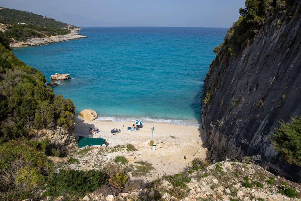 Xigia Beach Zakynthos