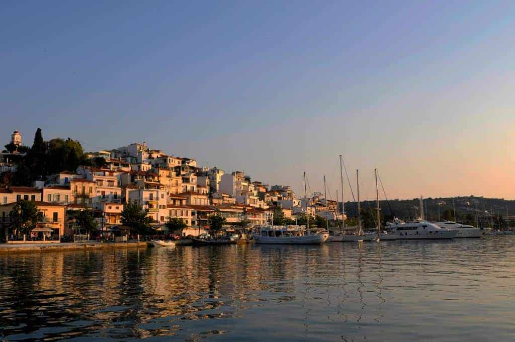 Skiathos island guide Your one stop guide to the Greek island of