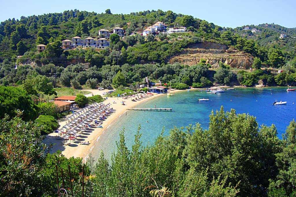 Car Hire Skiathos Town