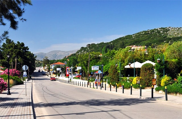 Kefalonia Guide Climate Resort And Beach Info Plus Photos