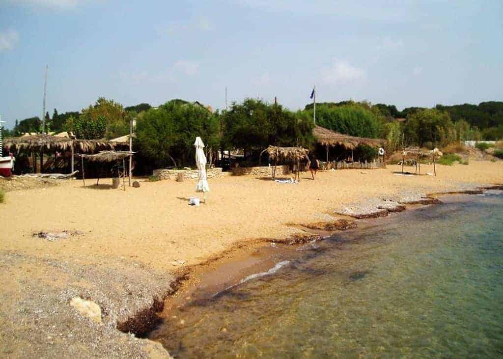 Vatsa Beach Kefalonia