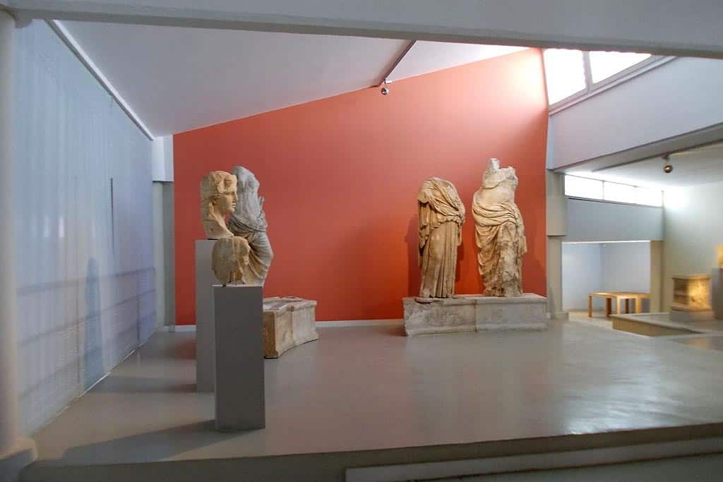 Archaeological Museum Thassos